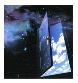 cosmic-door